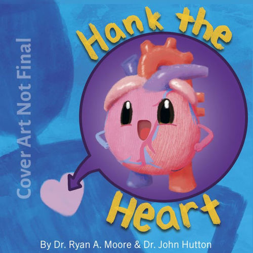 Hank the Heart book