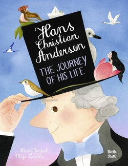 Hans Christian Andersen: The Journey of His Life book