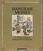 Hanukah money book