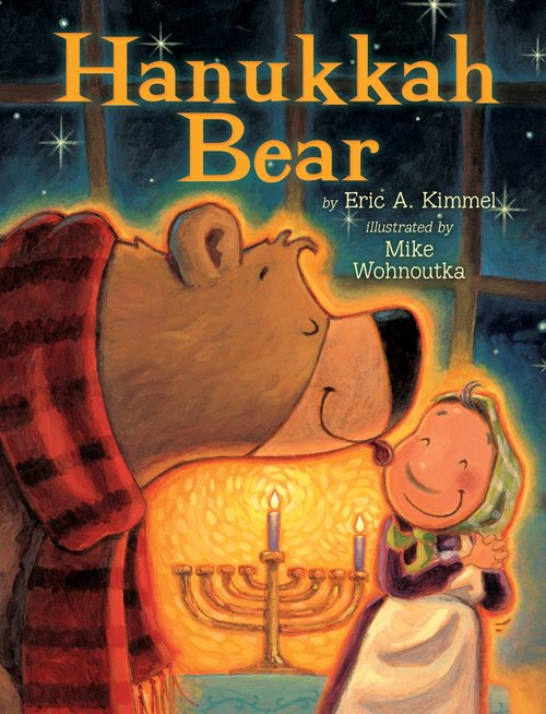 Hanukkah Bear Book