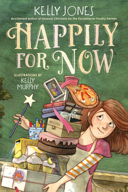 Happily for Now book