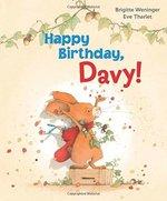 Happy Birthday Davy! book