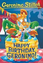 Happy Birthday, Geronimo! book