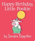 Happy Birthday, Little Pookie book