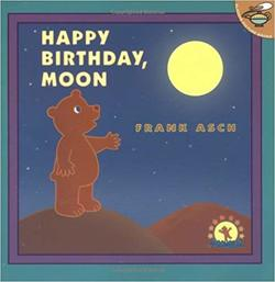 Happy Birthday, Moon book