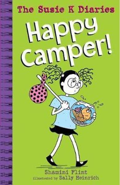 Happy Camper! book