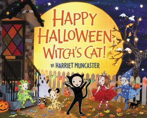 Happy Halloween, Witch's Cat! book