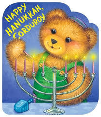 Happy Hanukkah, Corduroy book