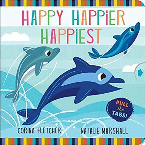 Happy Happier Happiest book
