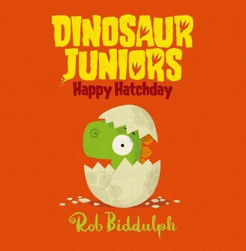 Happy Hatchday book