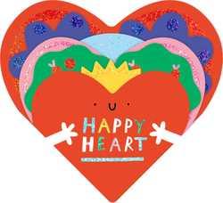 Happy Heart book