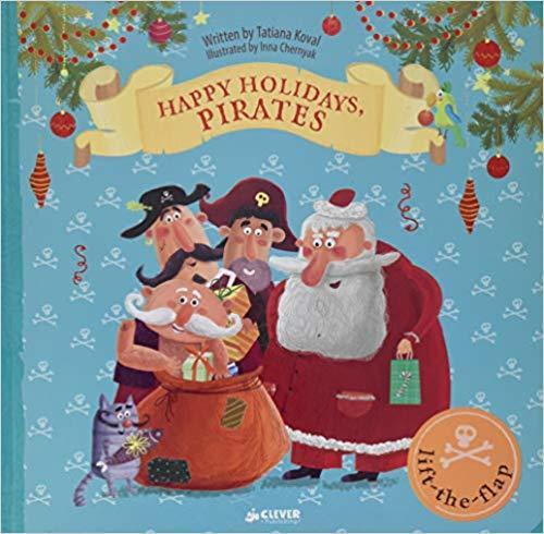 Happy Holidays, Pirates book