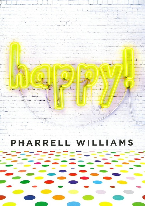 Happy! book