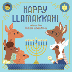 Happy Llamakkah! book