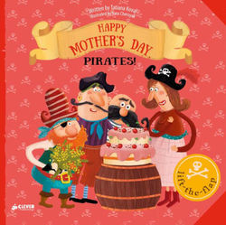 Happy Mother's Day, Pirates! book