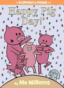 Happy Pig Day! book