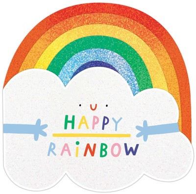 Happy Rainbow book