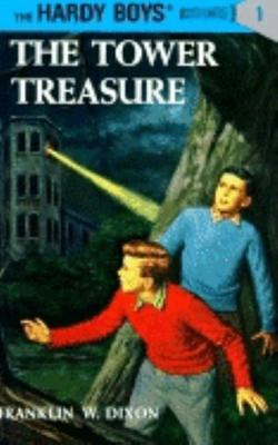 Hardy Boys 01: The Tower Treasure book