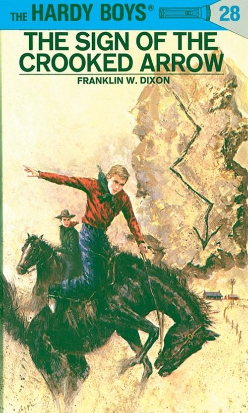 Hardy Boys 28: The Sign of the Crooked Arrow book