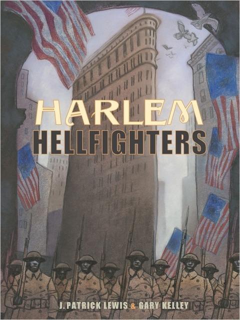 Harlem Hellfighters book
