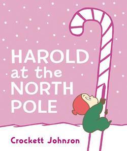 Harold at the North Pole book