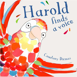 Harold Finds a Voice book