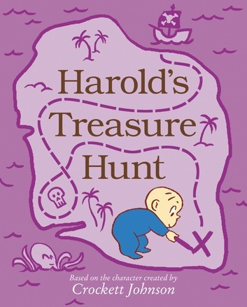 Harold's Treasure Hunt book