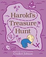 Harold's Treasure Hunt book