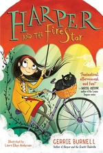 Harper and the Fire Star book