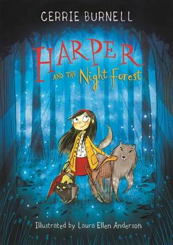 Harper and the Night Forest book