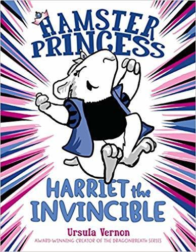 Harriet the Invincible book