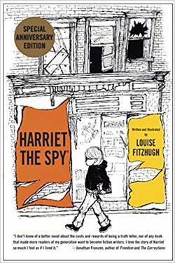 Harriet The Spy book