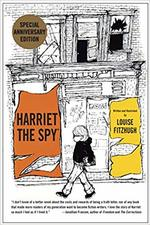 Harriet The Spy book