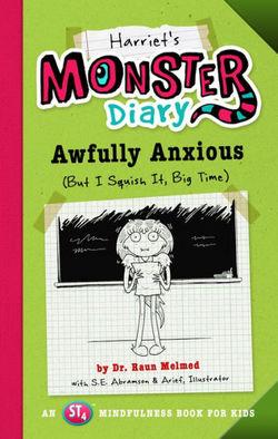 Harriet's Monster Diary book