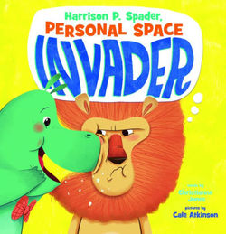 Harrison P. Spader, Personal Space Invader book