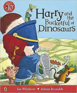 Harry and the Bucket Full of Dinosaurs book