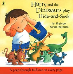 Harry And The Dinosaurs Play Hide And Seek book