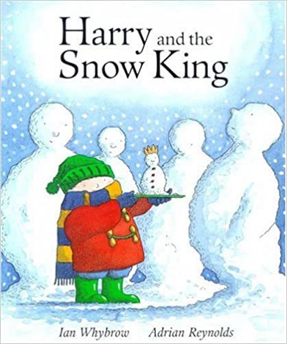 Harry And The Snow King book