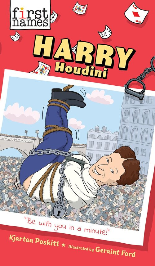 Harry Houdini (First Names #1) Book