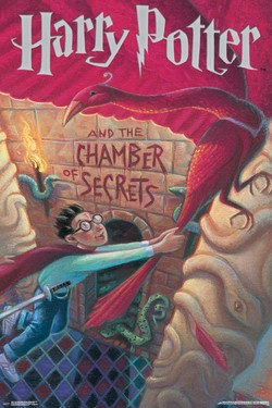Harry Potter and the Chamber of Secrets (Book 2) Book