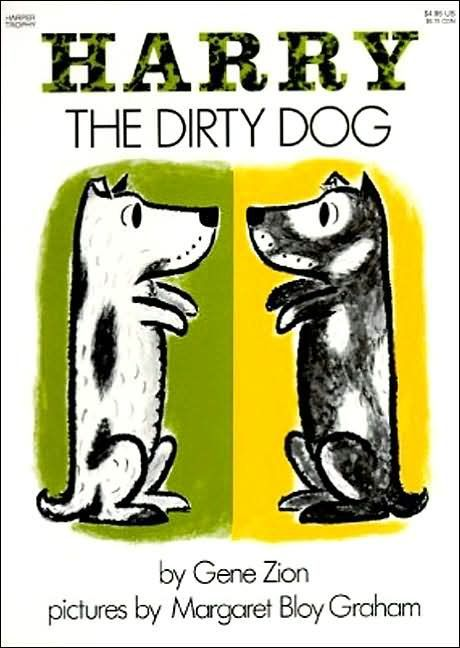 Harry the Dirty Dog book