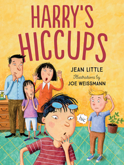 Harry's Hiccups book