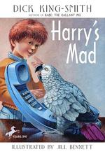 Harry's Mad book