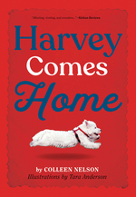 Harvey Comes Home book