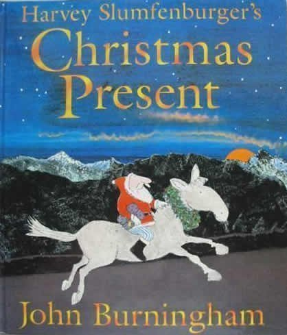 Harvey Slumfenberger's Christmas Present book