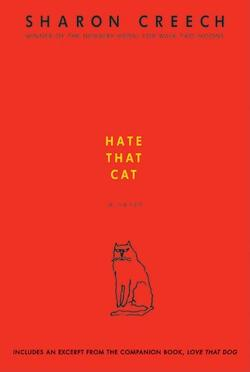 Hate That Cat book