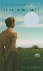 Hattie Big Sky book