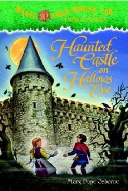 Haunted Castle on Hallows Eve book