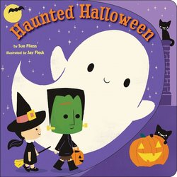 Haunted Halloween book