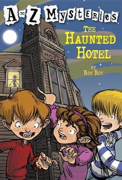 Haunted Hotel book